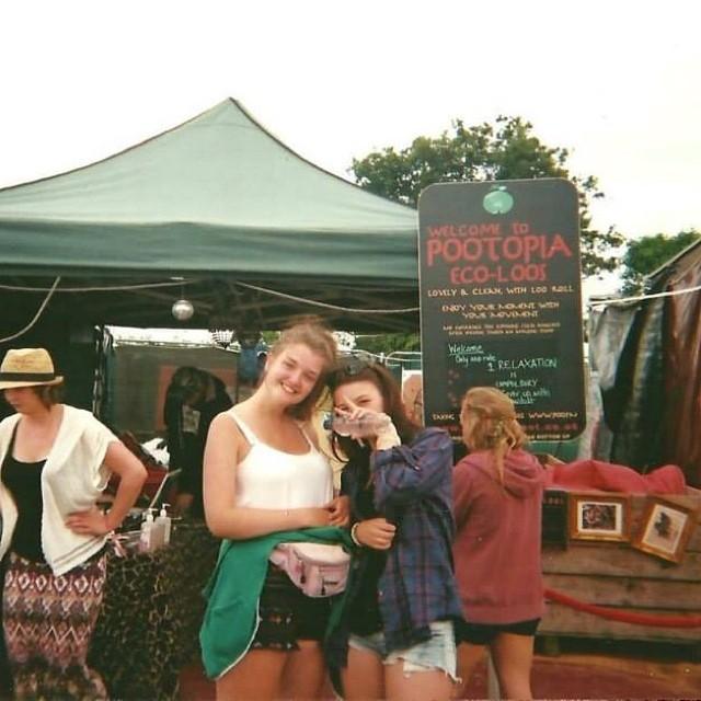 Yo? #iow #iowfestival #memories #pootopia #festival #girl #soul #kol #kingsofleon #poobreak