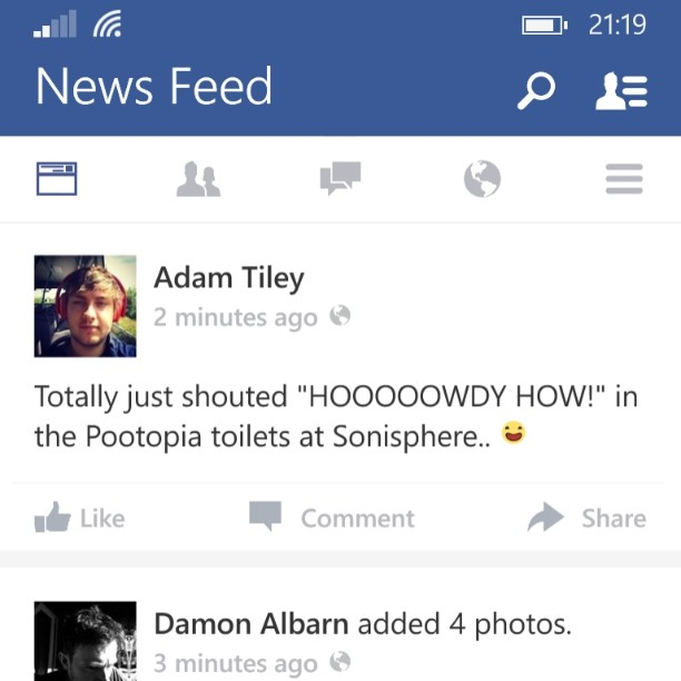 This guy is my boyfriend hahahaa what a twat :P @tillyboo93 #southpark #sonsphere #pootopia