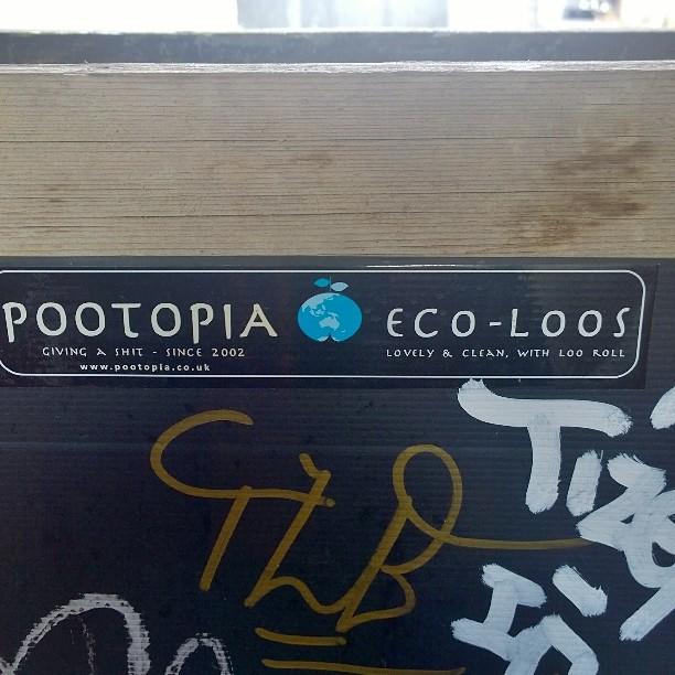 When in London #pootopia